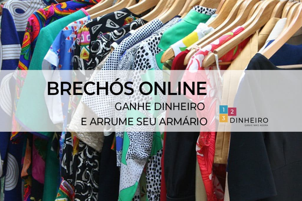 Vender roupas usadas