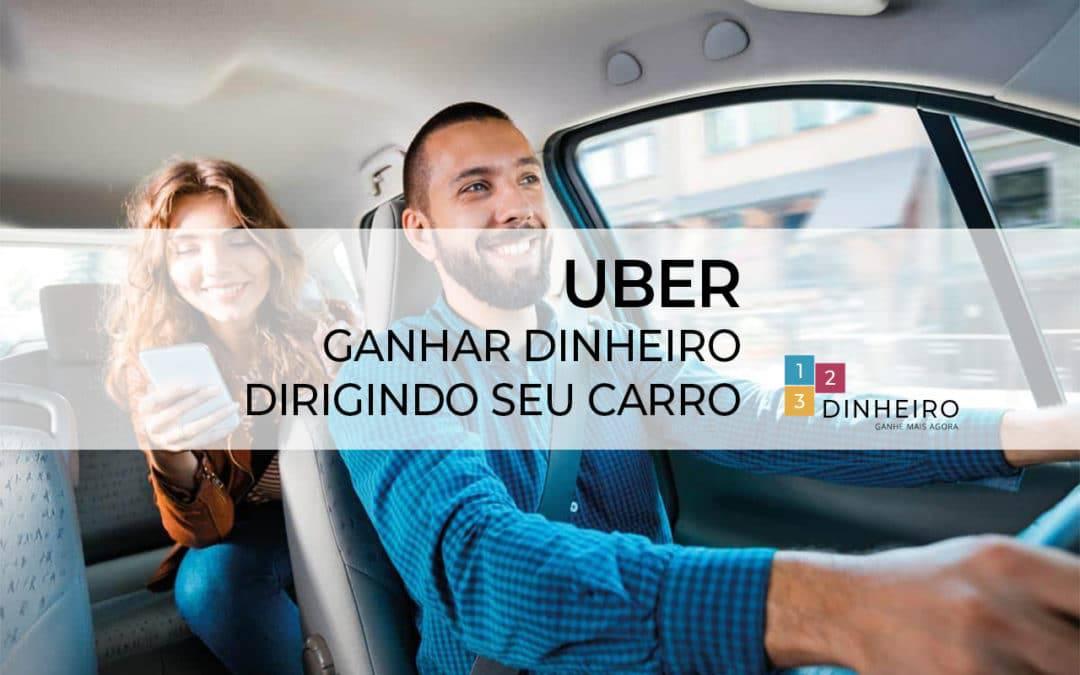 Como trabalhar no Uber
