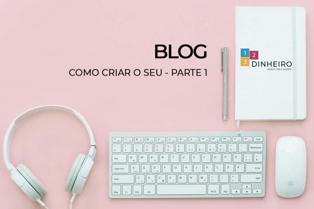 Como criar seu blog
