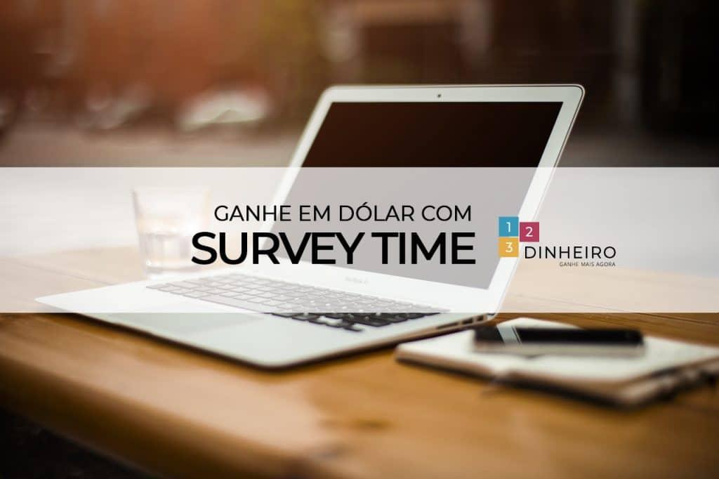 Surveytime é confiável