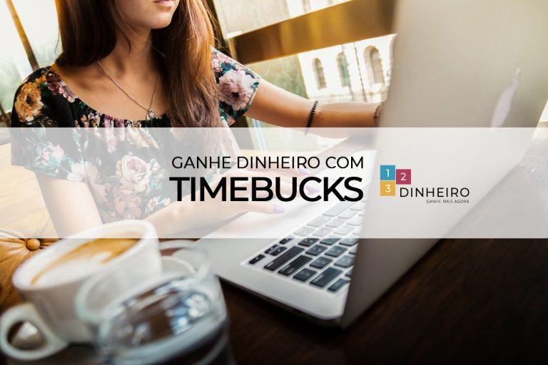 Timebucks é confiável