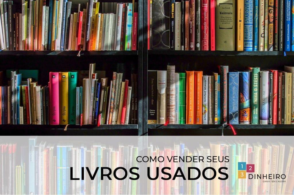 como vender seus livros usados
