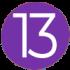 numero 13